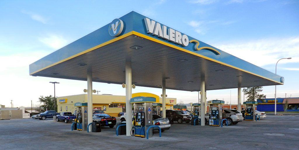 Valero kúthálózat